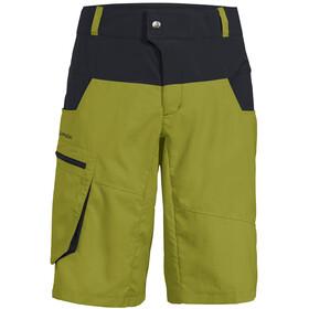 VAUDE Qimsa Spodnie krótkie Mężczyźni, zielony